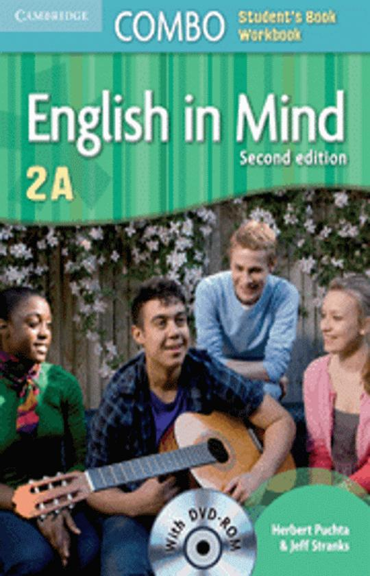 ENGLISH IN MIND 2A  COMBO SB + WB + DVD ROM 2nd Ed