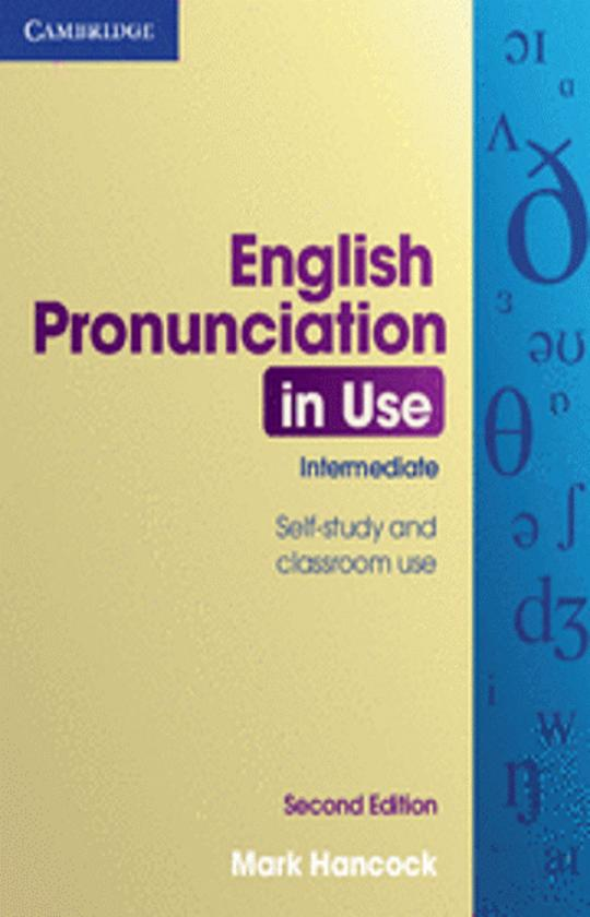 ENGLISH PRONUNCIATION IN USE INTERM + CD (4) + CD ROM 2nd Ed