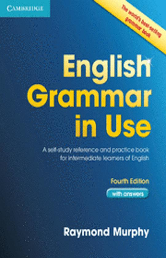 ENGLISH GRAMMAR IN USE 4th Ed with answers