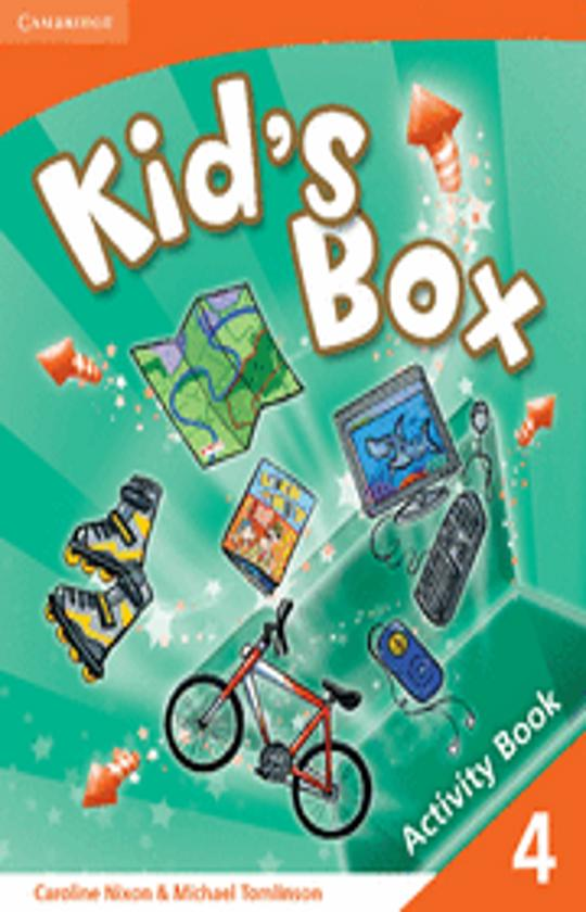 KID´S BOX 4  WB