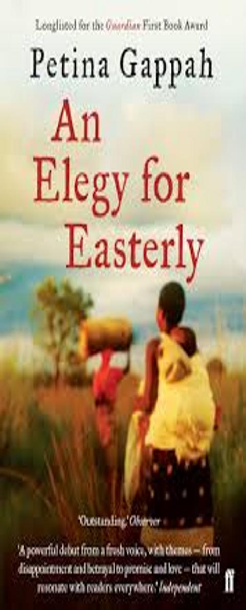 ELEGY FOR EASTERLY, AN