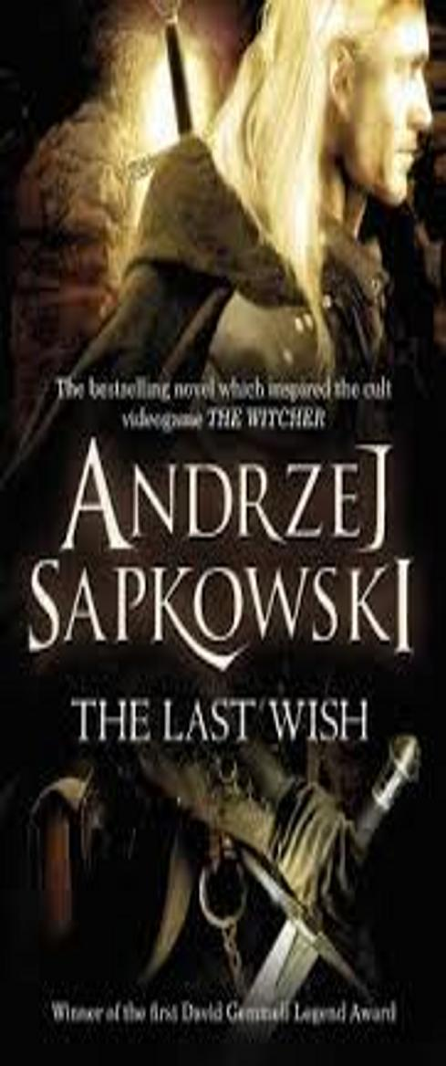 LAST WISH , THE Pbk