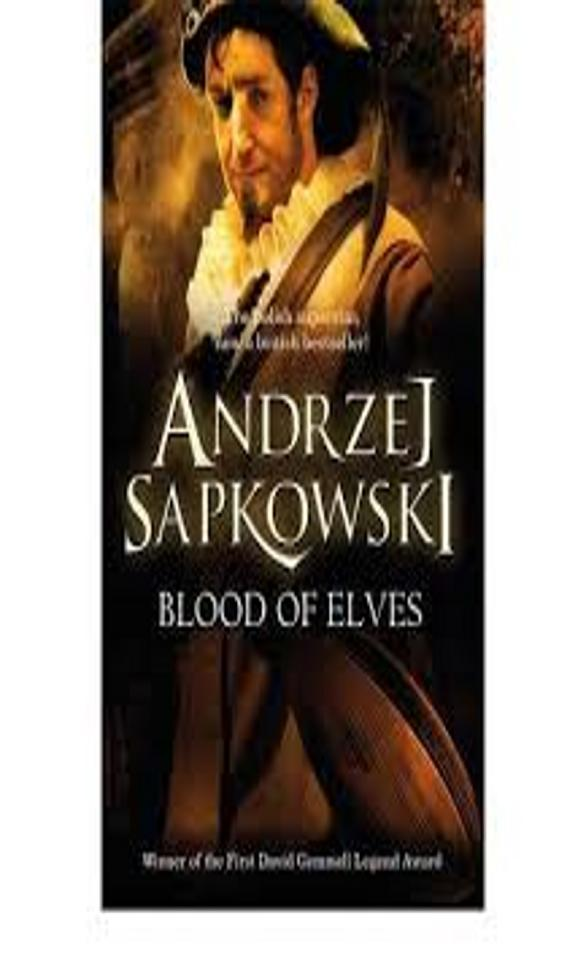 BLOOD OF ELVES Pbk