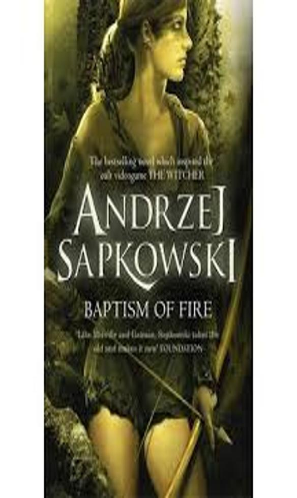 BAPTISM OF FIRE Pbk
