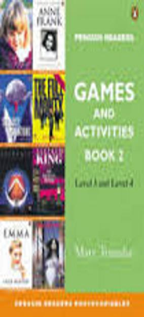GAMES AND ACTIVITIES - Book 2 PR Level 3 and Level 4