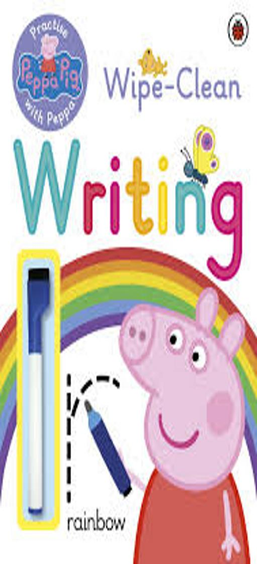 PRACTICE WITH PEPPA WRITING - Peppa Pig