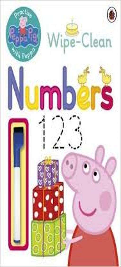 PRACTICE WITH PEPPA NUMBERS - Peppa Pig