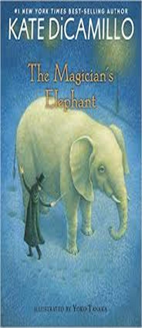 MAGICIAN´S ELEPHANT, THE