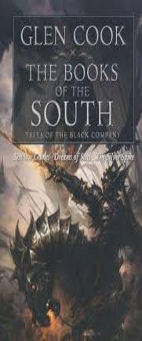 BOOKS OF THE SOUTH, THE - Omnibus American Edition Book 2