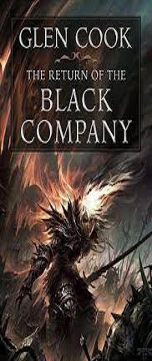 RETURN OF THE BLACK COMPANY - Omnibus American Edition Book 3