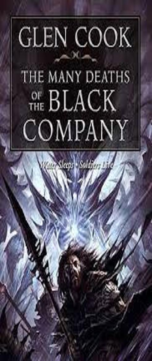 MANY DEATHS OF THE BLACK COMPANY, THE - Omnibus American Edition Book4
