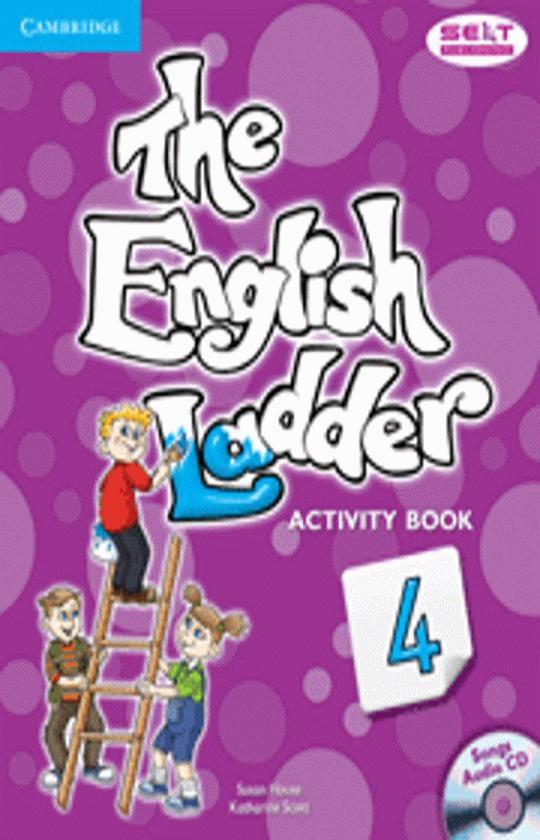 ENGLISH LADDER, THE 4 WB + CD Songs