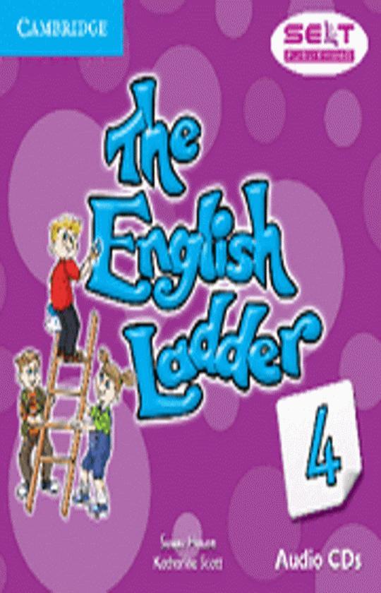 ENGLISH LADDER, THE 4 CD