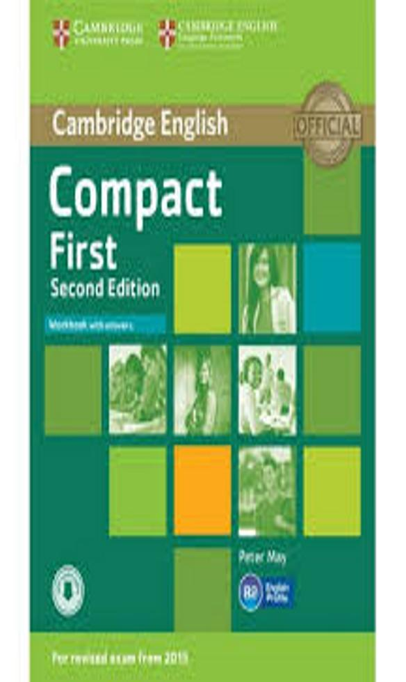 COMPACT FIRST (FCE) WB with answers + CD 2nd Ed