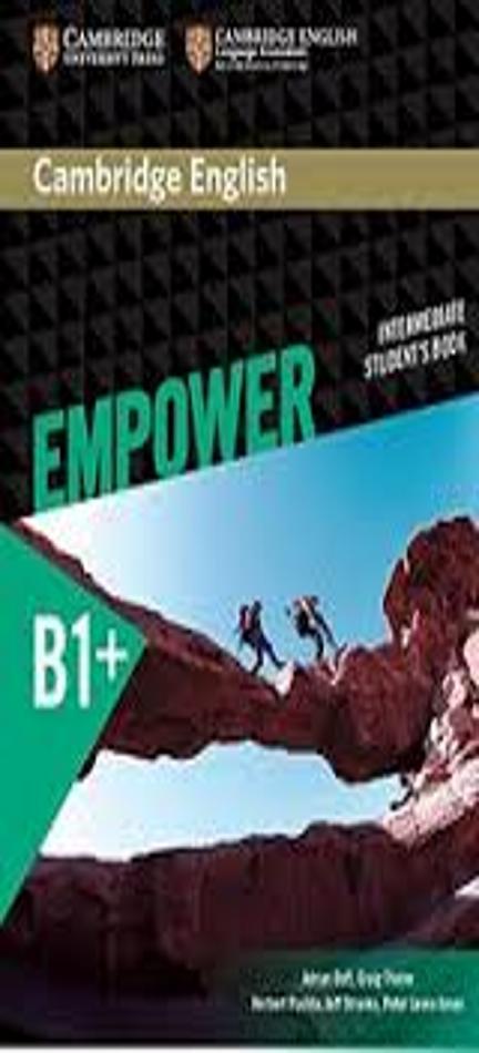 EMPOWER B1+ INTERMEDIATE SB