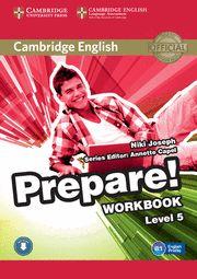 PREPARE! 5 WB + CD