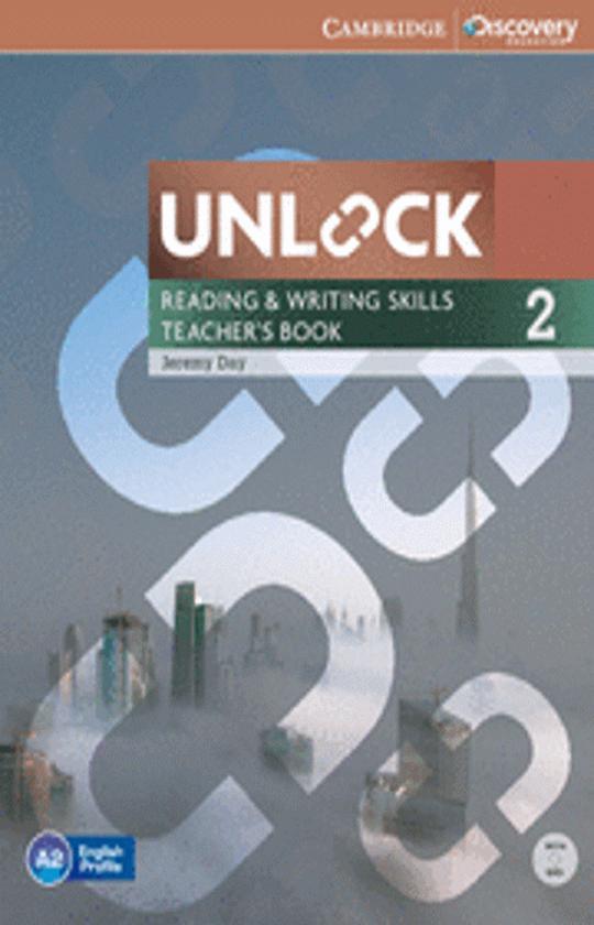 UNLOCK 2 READING & WRITING SKILLS TB + DVD