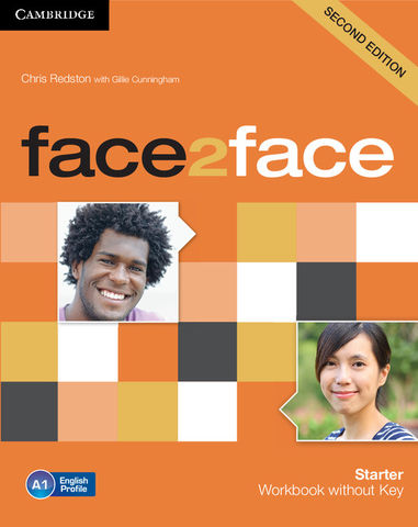 FACE2FACE STARTER WB2nd Ed