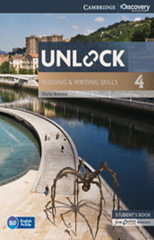 UNLOCK 4 READING & WRITING SKILLS SB + OnLine WB