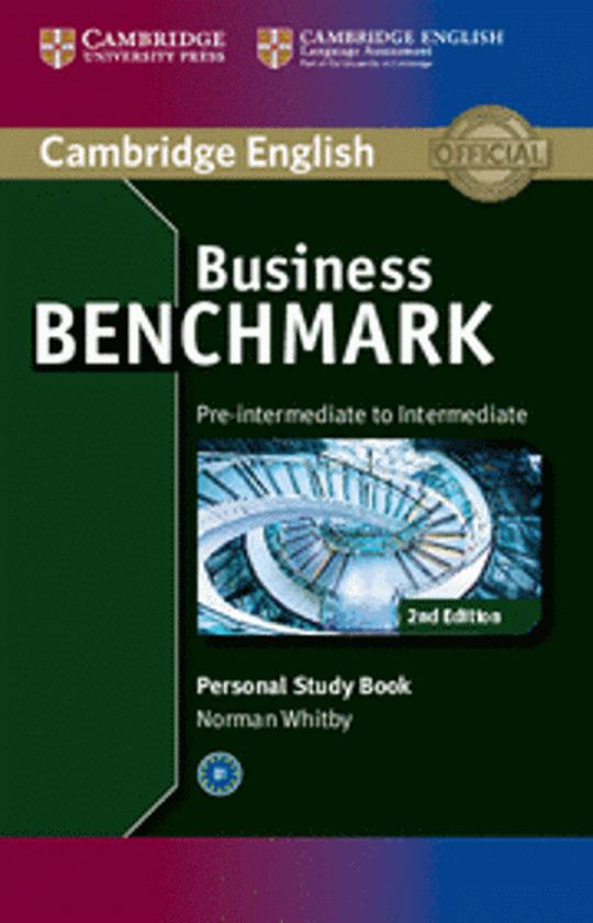 BUSINESS BENCHMARK PRE-INT / INT BULATS Personal Study Book 2nd Ed