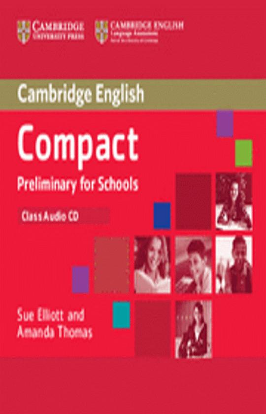 COMPACT PRELIMINARY FOR SCHOOLS (PET) CDs