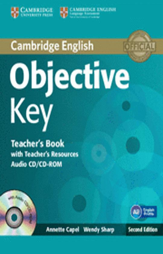 OBJECTIVE KEY ( KET) TB 2nd Ed.
