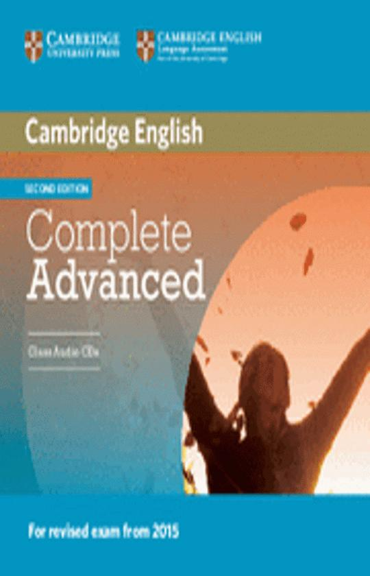 CAMB COMPLETE CAE Class CD 2nd Ed Revised 2015