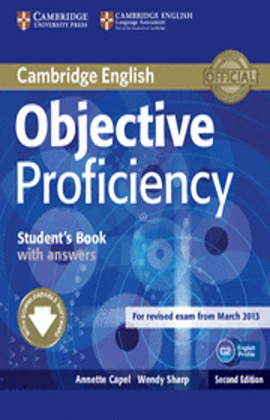OBJECTIVE PROFICIENCY SB with answers + soft - Revised Exam March 2013