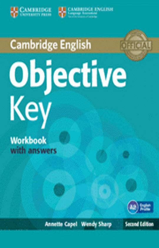 OBJECTIVE KEY ( KET) WB with answers 2nd Ed.