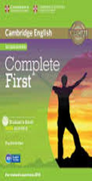 COMPLETE FIRST (FCE) SB with answers + CD ROM 2nd Ed Revised 2015