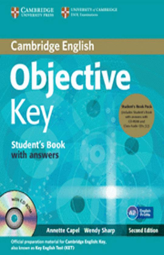 OBJECTIVE KEY ( KET) SB with answers + CD + CD ROM 2nd Ed.