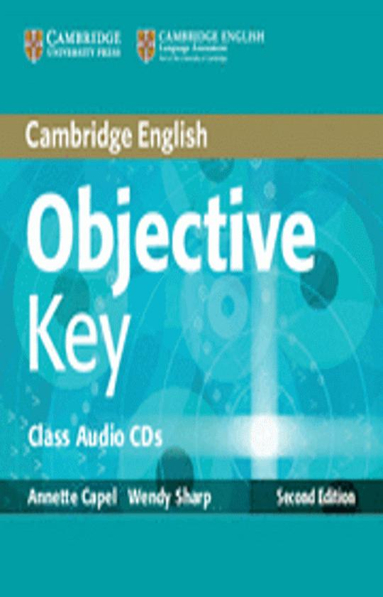 OBJECTIVE KEY ( KET) Class CDs 2nd Ed.