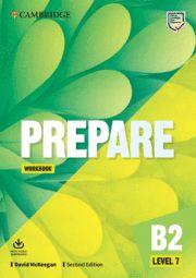 PREPARE! 7 WB + Audio  2nd Ed