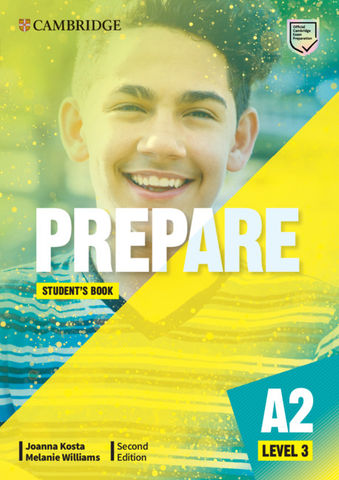 PREPARE! 3 SB 2nd Ed