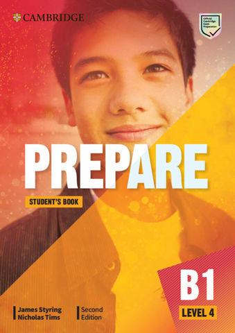 PREPARE! 4 SB 2nd Ed