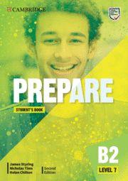 PREPARE! 7 SB 2nd Ed