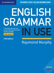 ENGLISH GRAMMAR IN USE 5th Ed with answers