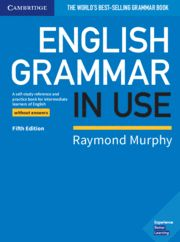 ENGLISH GRAMMAR IN USE 5th Ed without answers