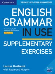ENGLISH GRAMMAR IN USE Supplementary Exercises with answers 5th Ed