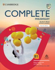 COMPLETE PRELIMINARY (PET) SB + Online Practice Ed 2020 International