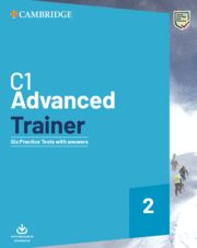 CAE TRAINER 2 with answers + Downloadable Audio 2nd Ed  Rev. 2015
