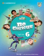 BE CURIOUS - Level 6 Pupil´s Book