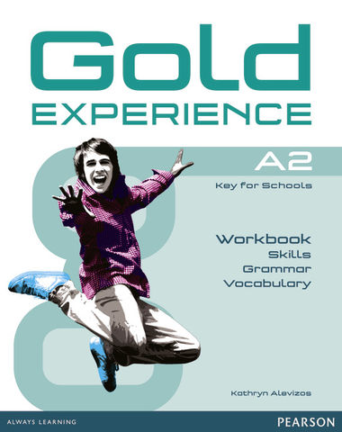 GOLD EXPERIENCE A2 WB Language & Skills