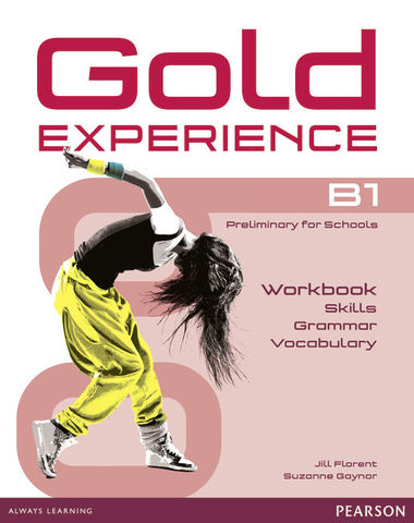 GOLD EXPERIENCE B1 WB Language & Skills