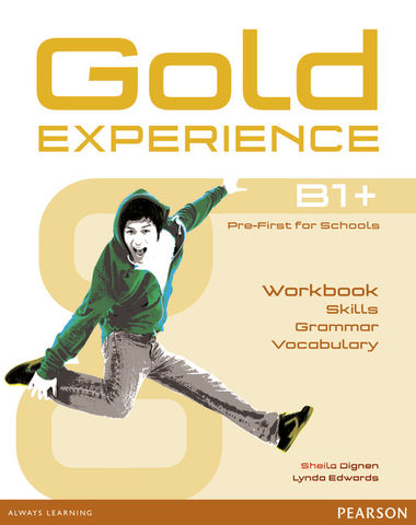 GOLD EXPERIENCE B1+  WB Language & Skills
