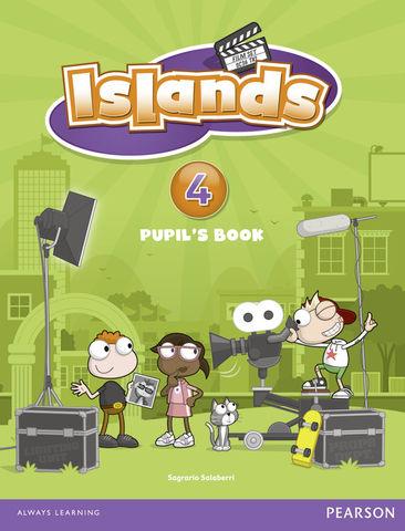ISLANDS 4 SB + Reader