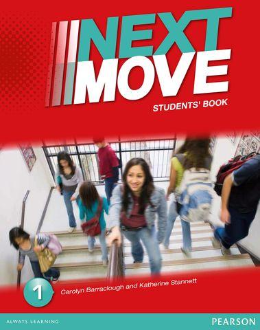 NEXT MOVE 1 SB - Spanish edition