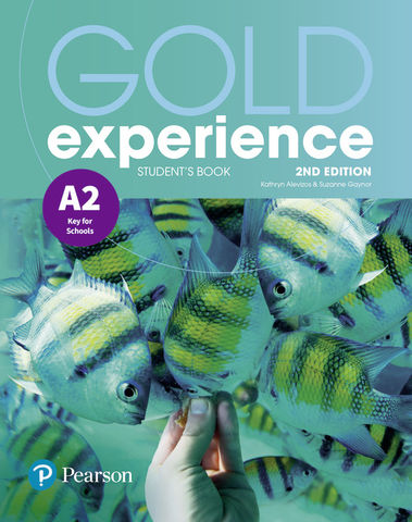 GOLD EXPERIENCE A2 SB (KEY FOR SCHOOLS) 2nd Edition