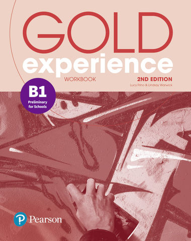 GOLD EXPERIENCE B1 WB 2nd Ed