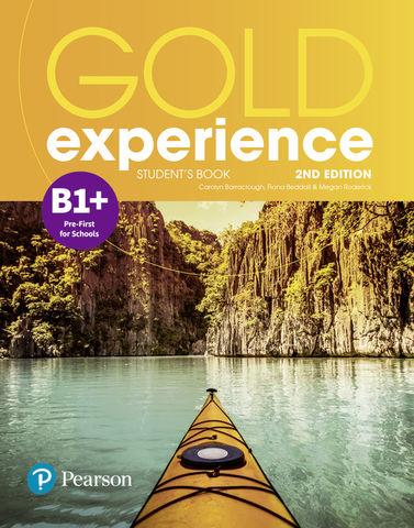 GOLD EXPERIENCE B1+ SB 2º ED